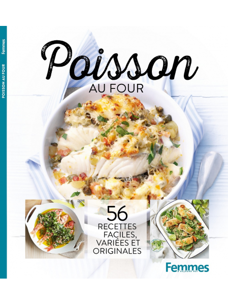 Bookzine 'Poisson au four'
